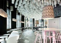 Barcelo Raval Hotel #hotel #design #barcelona