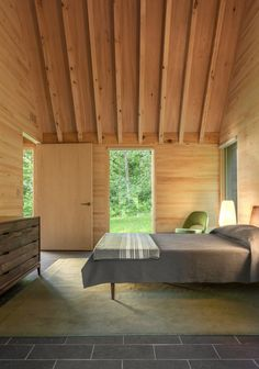 Inside Marlboro Music: Five Cottages, by HGA Architects and Engineers