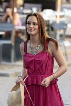 Leighton Meester turns 30 on Saturday, and though Gossip Girl is over, her legacy as Blair Waldorf lives on — primarily in her timeless style and sassy Gossip Girl Blair, Gossip Girls, Moda Gossip Girl, Estilo Gossip Girl, Blair Waldorf Gossip Girl, Gossip Girl Seasons, Gossip Girl Outfits, Gossip Girl Fashion, Leighton Meester