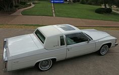 1985 Cadillac Fleetwood Brougham DeElegance Coupe