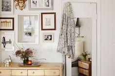 Un loft en Tribeca, con mucho encanto femenino         |          Etxekodeco