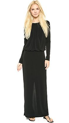Rachel Zoe Womens Gathered Neck Maxi Dress, Black, 6 null http://www.amazon.com/dp/B00LUROLNO/ref=cm_sw_r_pi_dp_QCb4tb1DABDG40EB