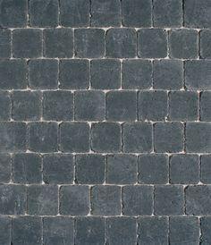 Bestrating :: Beton klinkers :: Verborgen product :: Stonehedge Antraciet 10*10*6 - Lek Tuinmaterialen