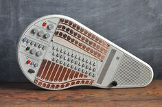 Folktek Modified Omnichord om84 touch Synthesizer by folktek, $800.00