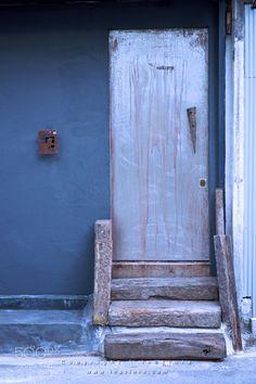 Blue Door by Vividrange