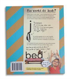 Over het boek - Letters leren is een eitje! - Webshop