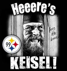 So where is Keisel now Steelers fans???