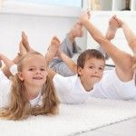 Yoga for Kids – 5 Simple poses to start with