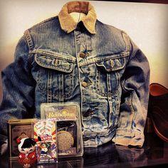 *Specifically mentioned  Vintage Original Lee Storm Rider jacket