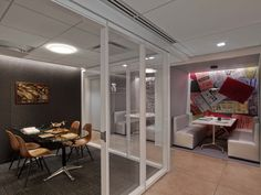 Infinium Wall Systems, Office Design, Glass Walls, TPG architecture. For more information visit us at infiniumwalls.com
