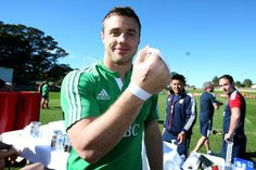 Tommy Bowe - On the Mend. Lions 2013