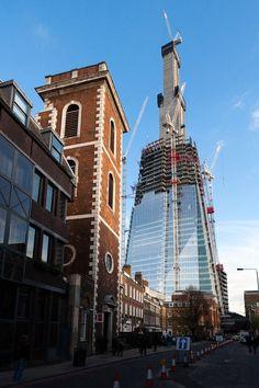 The Shard / London Bridge Tower, Londra, 2012 - RPBW - Renzo Piano Building Workshop