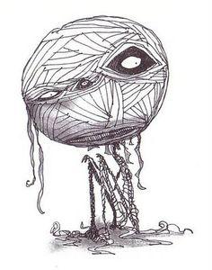 Dibujos de Tim Burton - Taringa!