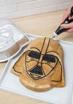 Darth Flavor Cake Pan