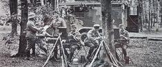 Mikrofone, Morsetasten und Hörer - Die Nachrichtentruppe History