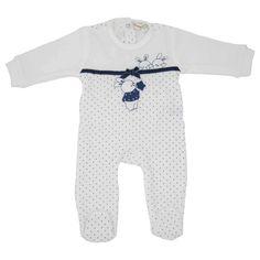 Pijama de terciopelo con conejitos