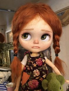 И нас накрыла Блайзомания - часть 2. Custom Blythe TBL / Куклы Блайз, Blythe dolls / Бэйбики. Куклы фото. Одежда для кукол