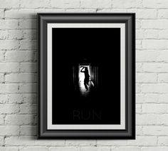 #everydayposter #music #stuff #collage #abstract #nowplaying #poster #design #art #graphicdesign #laavdesign #oksanalav #phrase #text #run