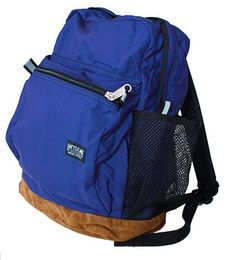 Battle Lake Leather Bottom Day Pack, multiple colors Made in USa #madeinusa