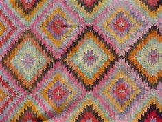 vintage Turkish rugs, my flooring absession