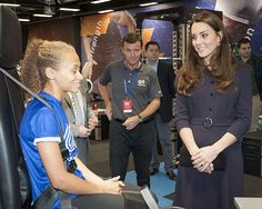 Catherine, Duchess of Cambridge. November 12, 2014.