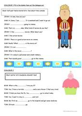 Let me introduce myself worksheet - Free ESL printable worksheets made by teachers