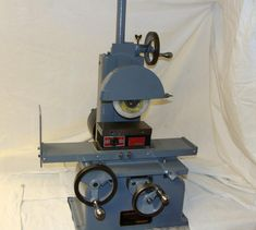 Sanford SG48 bench top surface grinder.