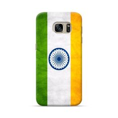 Samsung Galaxy S7 India Flag Case