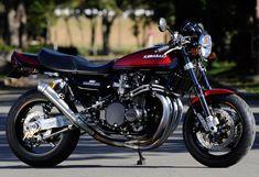 RCM-306 / KAWASAKI Z1 Custom Motorcycles, Custom Bikes, Cars And Motorcycles, Vespa Girl, Retro Bike, Cafe Racing, Drag Bike, Custom Cafe Racer, Kawasaki Motorcycles