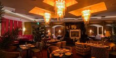 Eat Chic: Inside L.A.'s Newest Hotspot  - HarpersBAZAAR.com