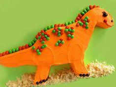 Dino Cake -- M!