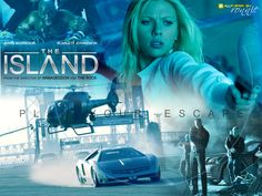 The Island is a 2005 American science fiction/thriller film directed by Michael Bay and starring Ewan McGregor and Scarlett Johansson. It was released on July 22, 2005 in the United States, and was nominated for three awards including the Teen Choice Award.