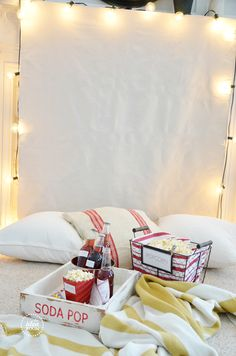 movie-night-printables. Love the idea of a movie night at home with the kids