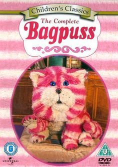 Bagpuss - The Complete Bagpuss (new & sealed DVD / Oliver Postgate 1974)