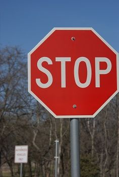 Image result for symbolic signs stop