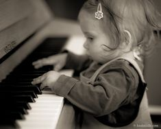 teach your child the love of music!