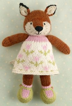 15 Knitted Toys That Will Melt Your Heart