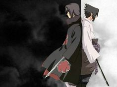Sasuke, please stay in the light. I will stay in the dark and suffer just for you to live... Itachi Uchiha ❤