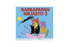 Barbapapan kirjasto 3