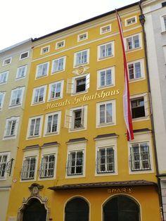 https://flic.kr/p/Cf7SAs | Mozart Geburtshaus (house of birth). Salzburg, Austria | Mozart Geburtshaus (house of birth). Salzburg, Austria