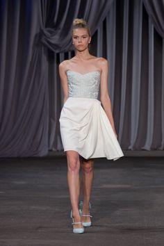 fashion christian siriano wedding dress advice spring summer collection