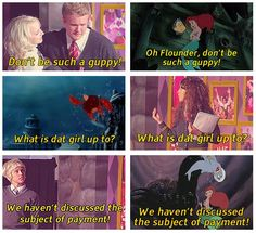 Starkid and their love for Disney (they drop Disney lines into pretty much every show)