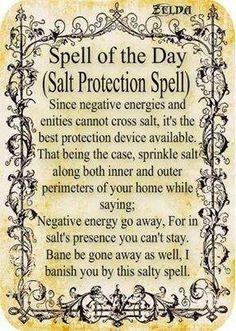 Salt Protection