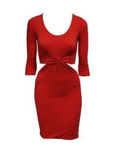 Jane Norman cut out knot dress £30.00