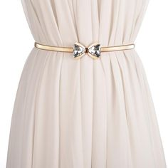 Metal Belt Bow Metal Belt, Metal Buckles, Belts For Women, Casual, China, Color, Dresses, Style, Products