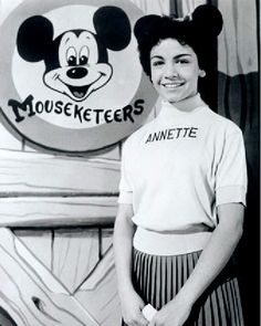 """Let's all say """"Thank You"""" to Annette one last time, and fight for her unreleased Disney titles on DVD!"""