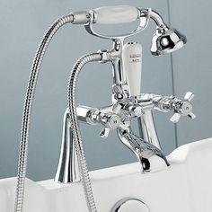 Hampshire Bath Shower Mixer - Victoria Plumb