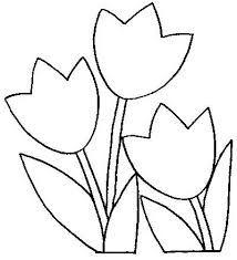 Resultado de imagem para riscos e moldes de flores para patchcolagem
