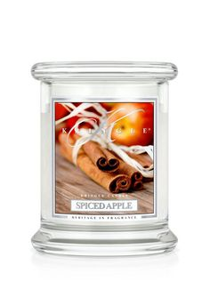 Spiced Apple Kringle Candle