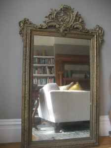 **** Country French Mirror ****  $875